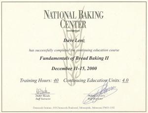 Bread Baking 2